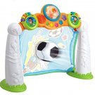 Early Education 2 Year Olds + Baby Toy Football Goal Game Toy