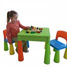 5-in-1 Activity Table and Chairs with Writing Top/Sand/Water/Storage
