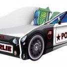 Children Kids Bed CAR + Free Mattress Toddler Boys Girls  (160x80, 3)