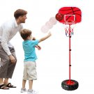 Kids Adjustable Protable Basketball Set TOP17008 Kids Basketball Stand