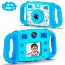 Kids Camera 1080P HD Dual Selfie Photo/Video Cameras with 4X Digital Zoom