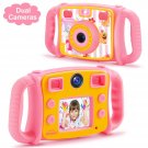 Kids Camera Dual Selfie Cameras 1080P HD Digital Video Camera