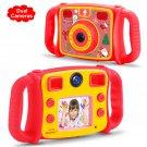 Children Kids Camera Dual Selfie Cameras 1080P HD Digital Video Camcorder
