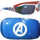 Marvel Avengers Boy's Sunglasses & Case