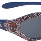 Spiderman Boys Sunglasses Blue with web detail