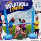 Inflatable Limbo Game - Summer Garden Outdoor Party Fun