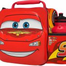 3D LUNCH BAGS WITH SPORTS BOTTLE SET (CARS)