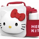 3D LUNCH BAGS WITH SPORTS BOTTLE SET (HELLO KITTY