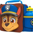 3D LUNCH BAGS WITH SPORTS BOTTLE SET (PAW PATROL BLUE)