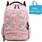 School Bag for Girls Unicorn Backpack Primary School Student Satchel