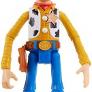 "Disney Pixar Toy Story 4 True Talkers Woody Figure, 9.2"" Tall Posable,"