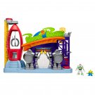 Fisher-Price Imaginext Disney Pixar Toy Story Pizza Planet Playset with Buzz