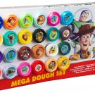 Disney Toy Story 24 Tubs Super Set, Includes 12 x Art and Crafts Shapes, Rolling