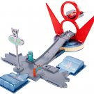 Disney Cars Jump and Race Flo's V8 Play Set