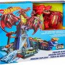 HotWheels DWL04 Dragon Blast Playset