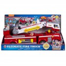 Paw Patrol 6043989 Ultimate Rescue Fire Truck with Extendable 2ft Ladder,