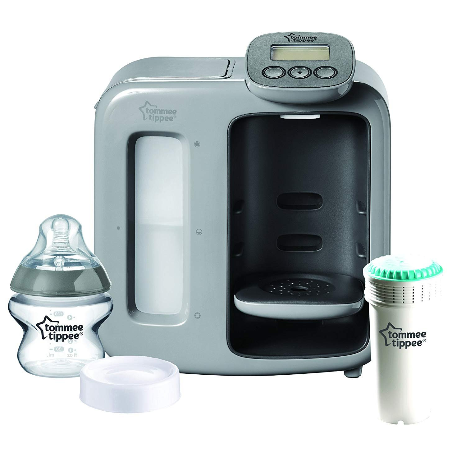Tommee Tippee Perfect Prep Day & Night, Grey