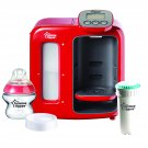 Tommee Tippee Perfect Prep Day & Night, Red