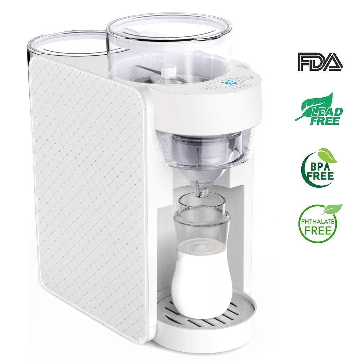 Baby Formula Maker, AZUNX Instant Heating Automatically Mix Formula Dispenser