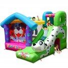 Happy Hop Bouncy Castle, 350x340x245CM, Inflatable Bounce Castle