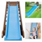 Kids Slide 2 in 1 Indoor Stair Slide / Outdoor Garden Toddler Climbing Slide Playground Equipment
