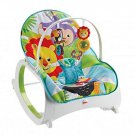 Fisher-Price FMN39 Infant-to-Toddler Rocker, Baby Bouncer Chair and Rocker,