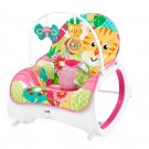 Fisher-Price Infant-To-Toddler Rocker, Baby Bouncer Chair