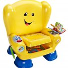 Fisher-Price BHB96 Smart Stages Chair, Educational Toddler Activity Chair Toy