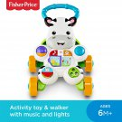 Fisher-Price DLF00 Learn with Me Zebra Walker, Baby or Toddler Walker