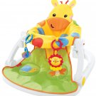 Fisher-Price DJD81 Giraffe Sit-Me-Up Floor Seat, Portable Baby Chair