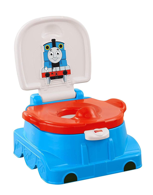 Fisher-Price Thomas Railroad Rewards Potty, Kids Toilet Training seat,