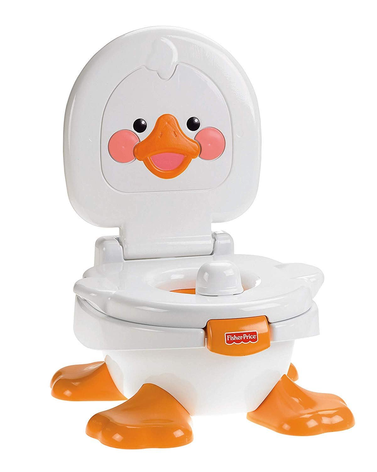 Fisher-Price T6211 Ducky Fun 3-in-1 Potty