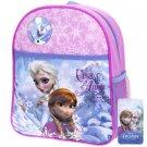 Kids Frozen & Anna Large Backpack Children Fun Travel & Schooling