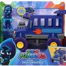 JP PJ Masks JPL95164 Night Ninja Bus Figure and Vehicle