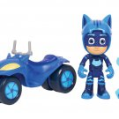 JP PJ Masks JPL95111 Super Adventure Catboy Moon Rover Figure and Vehicle