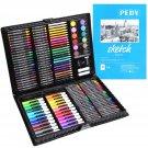 164 Piece Colouring Pencils Art Set