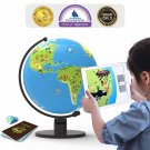 Shifu Orboot: The Educational, Augmented Reality Based Globe |