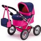 Design Doll Pram Trendy (Pink)