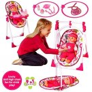 "2006688 14"" Deluxe 9in1 Interactive Talking Baby Doll with Sound"
