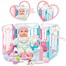 """'My First Talking Baby' – 14"""" Baby Doll with 12 Sweet Sounds,"""