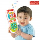 Baby Remote Control Toys with Multi-function,Lights and Music,Click