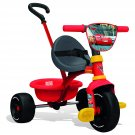 Smoby Cars 3 Trike with parent handle | Coverts to Baby Trike