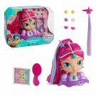 Sparkle & Style Shimmer by Fisher Price Shimmer & Shine Styling Head Toy NEW