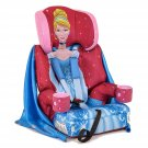 Kids Embrace Group 123 Car Seat Disney Cinderella Pink