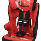 Racer Car Seat for Kids, Group 1/2/3 (9 to 36 kg), Disney Cars