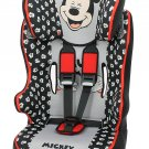 Racer Car Seat for Kids, Group 1/2/3 (9 to 36 kg), Disney Mickey