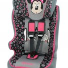 Racer Car Seat for Kids, Group 1/2/3 (9 to 36 kg), Disney Minnie
