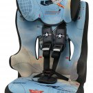 Racer Car Seat for Kids, Group 1/2/3 (9 to 36 kg), Disney Planes