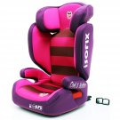 Carseat Kid/Toddler Fix ISOfix Group 2-3 - Owl & Button from 15-36kg
