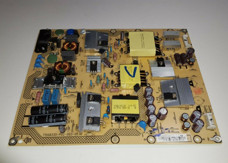 SHARP LC-50LB261U POWER SUPPLY 715G6335-P02-003-003M (X)PLTVDV751XXPR